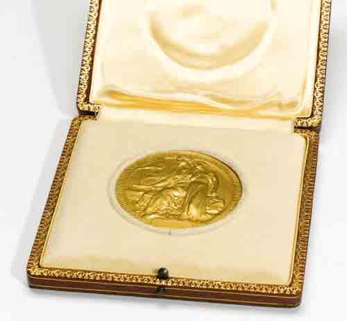 Médaille Nobel