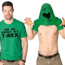 Tshirt T-Rex