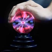 Boule magique plasma