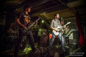 Un groupe de rock nommé Krebs Cycle